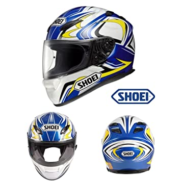 Shoei Casco Moto Xr1100 Tommy Hill Tc2 Azul (Xl, Azul)