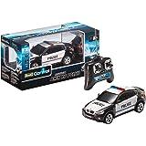 Revell - 24655 - Voiture De Police - BMW X6 - Echelle 1/24- Blanc