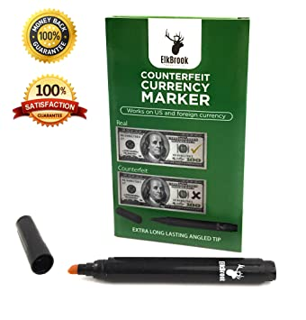 counterfeit currency marker counterfeit pen counterfeit money marker pen for us currency 12