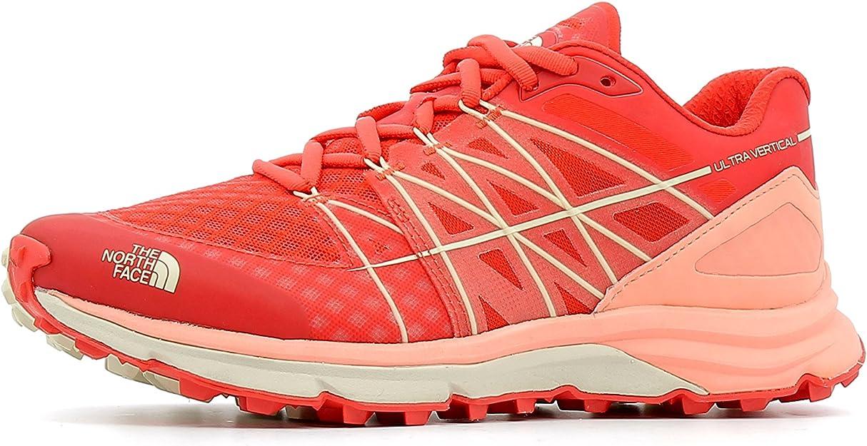 The North Face W Ultra Vertical, Zapatillas de Deporte para Mujer: Amazon.es: Zapatos y complementos
