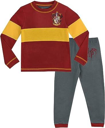 HARRY POTTER Pijamas para Niños Gryffindor