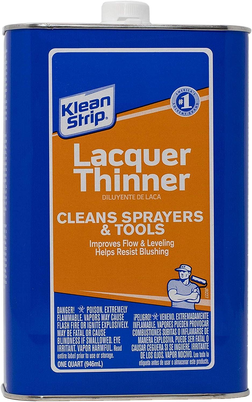 Klean-Strip Lacquer Thinner
