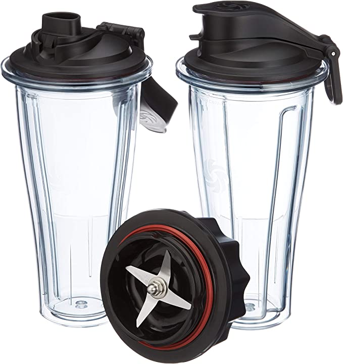 Vitamix 0703113632334 accesorio de licuadora Blender bottle ...