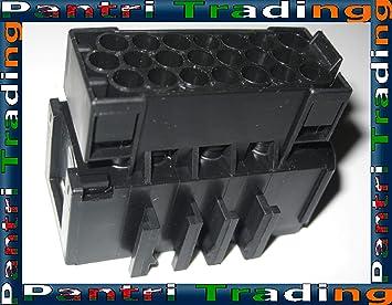 BMW Câblage Câble Plug Terminal Connecteur Housing 21 Pin 61131378197