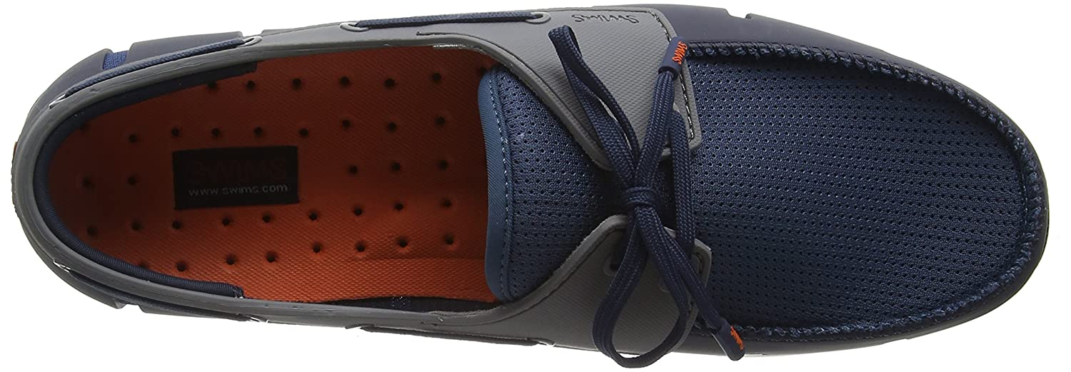 Swims Blau Herren Boat Loafer Slipper Blau Swims (Navy/Denim) 6d86b8
