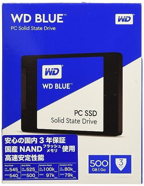 Amazon.com: WD Blue PC SSD - Unidad de estado sólido ...