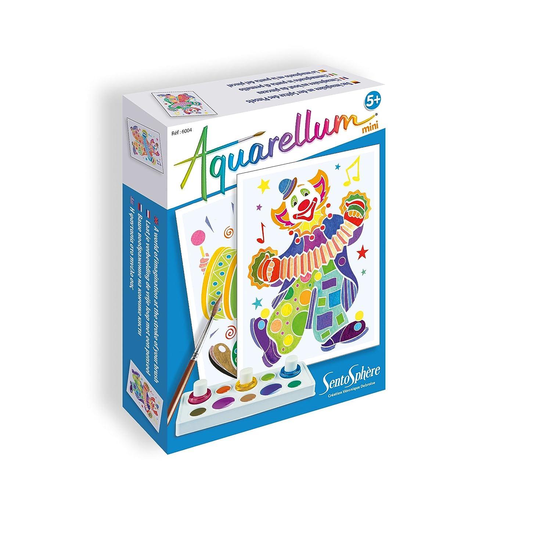 AQUARELLUM MINI CIRQUE Création Véronique Debroise 3906004