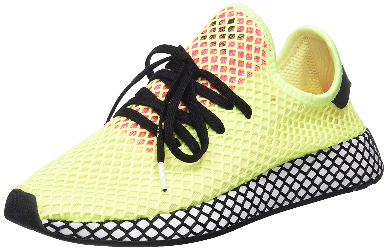 TALLA 43 1/3 EU. adidas Deerupt Runner, Zapatillas de Deporte para Hombre