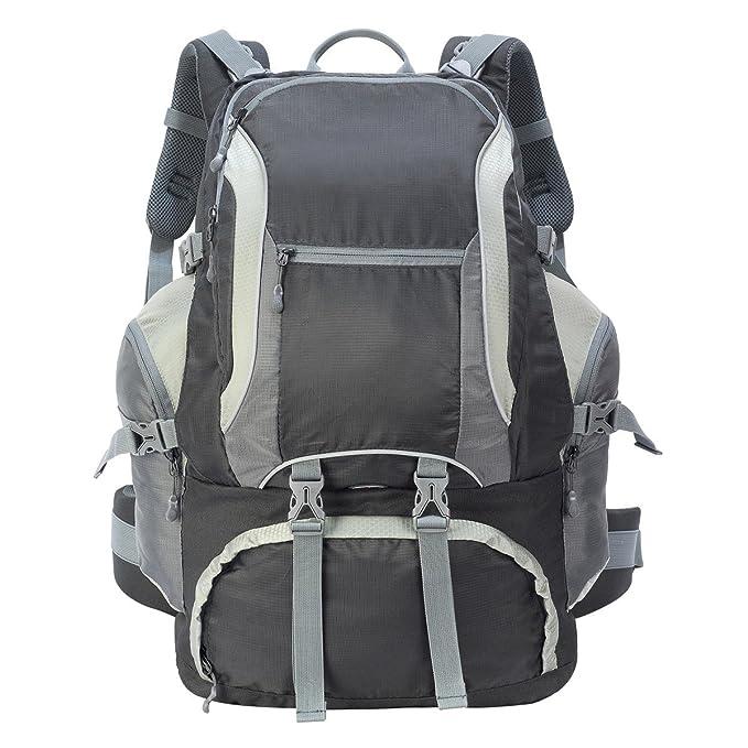 Shugon - Mochila para viajar Modelo Olympus Deluxe (45 Litros) (Talla Única/