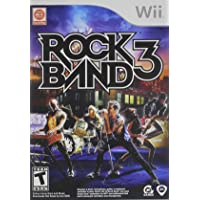 Rock Band 3 / Game - Wii