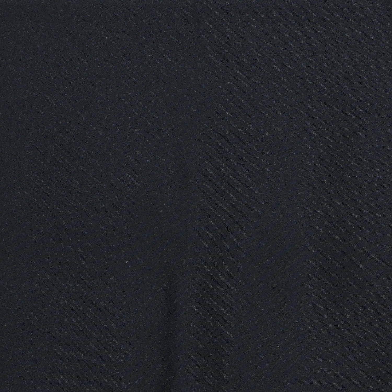 Black,0 x 132-Inch Rectangular Polyester