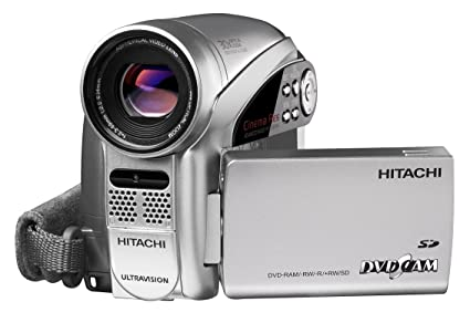 amazon com hitachi dzgx5020a dvd camcorder with 30x optical zoom rh amazon com Hitachi Manuals Television Hitachi TV Manuals