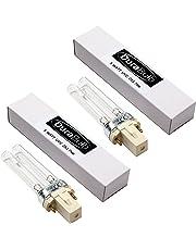 Durabulb L112a UV de remplacement (Ultra Violet) Ampoule Lampe pour filtres de bassin UVC et Clarifieurs 5W 7W 9W 13W