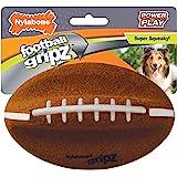 "Nylabone Power Play Dog Felt Football Gripz 5.5"" (NPLY006P)"