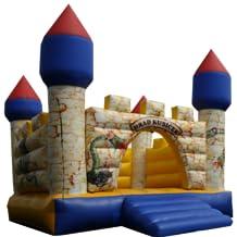 Puzzle for kids,bouncy castles