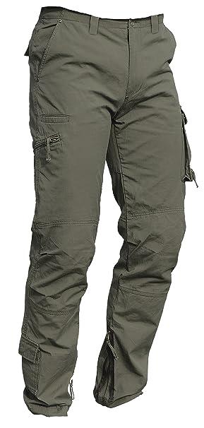 c9cd99c9165 Issa Line 8028C-020 Pantalones de trabajo, Verde, M: Amazon.es: Ropa y  accesorios
