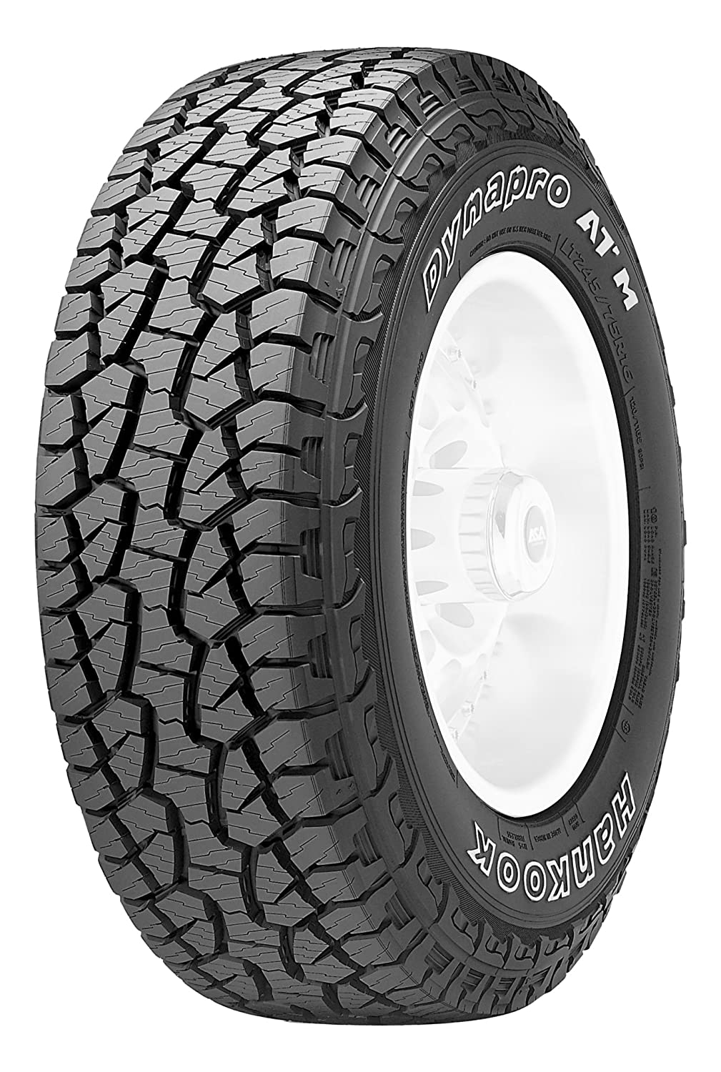 Hankook Dynapro AT-M RF10 All-Terrain Radial Tire - 255/70R16 111T 1017532