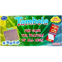 Sterling Classic Game Set - Tambola Carton