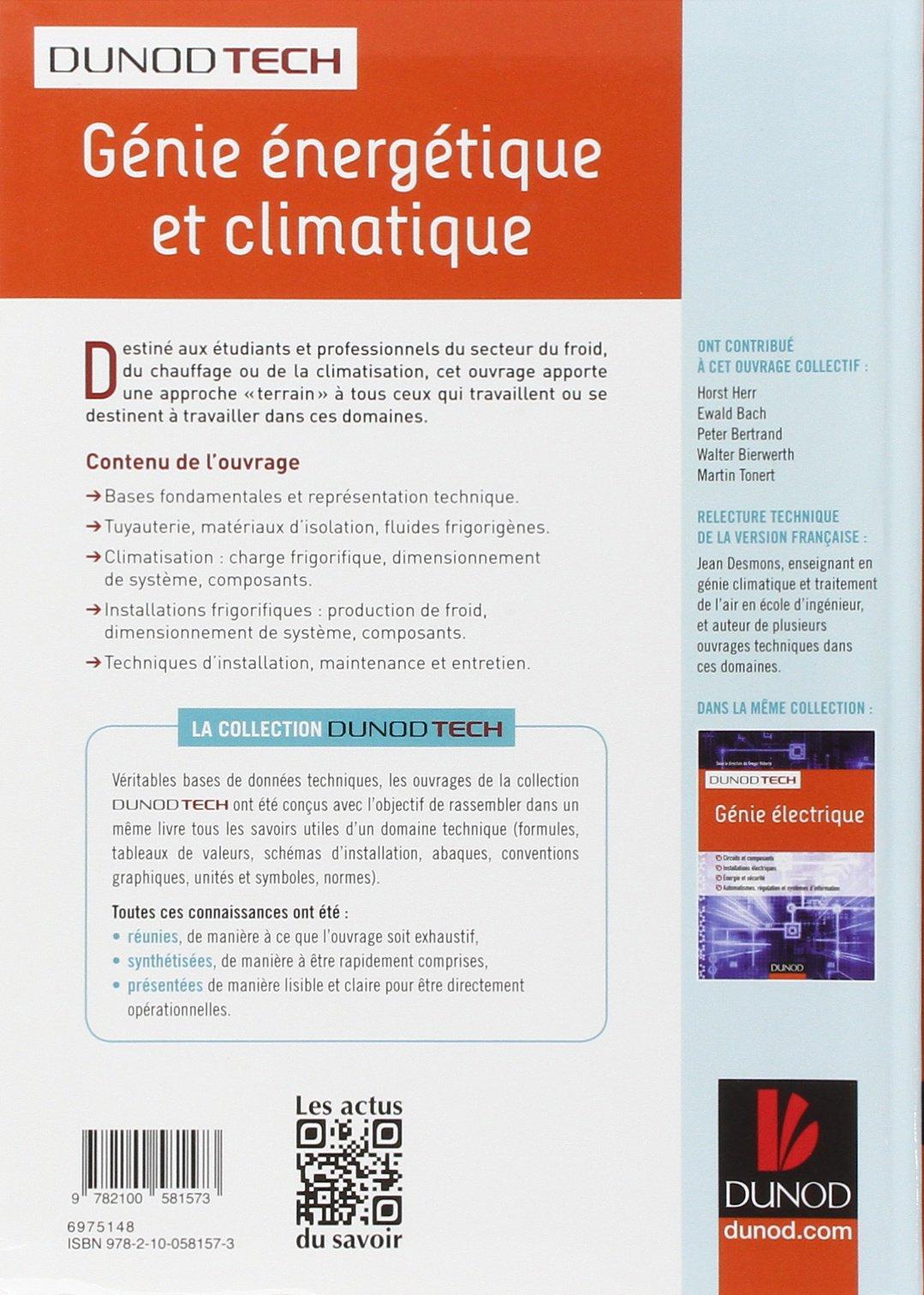 CLIMATIQUE PDF MEMOTECH GRATUITEMENT TÉLÉCHARGER GENIE