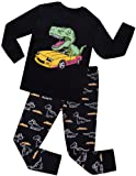 Amazon Price History for:Boys Fire Truck Pajamas Children Christmas Clothes Kids Pjs Pants Set