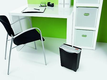 HSM shredstar S5 - Trituradora de papel, nivel de seguridad 2, 5 hojas (corte en tiras): Amazon.es: Oficina y papelería