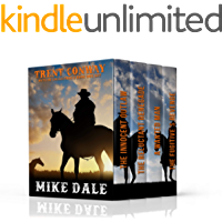 Trent Conway Outlaw Collection: A Classic Western 4 Book Box Set