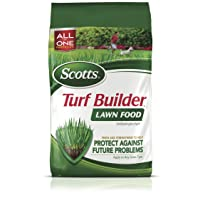 Deals on Scotts Turf Builder 12.6 lb. 5000-sq. ft. Lawn Fertilizer