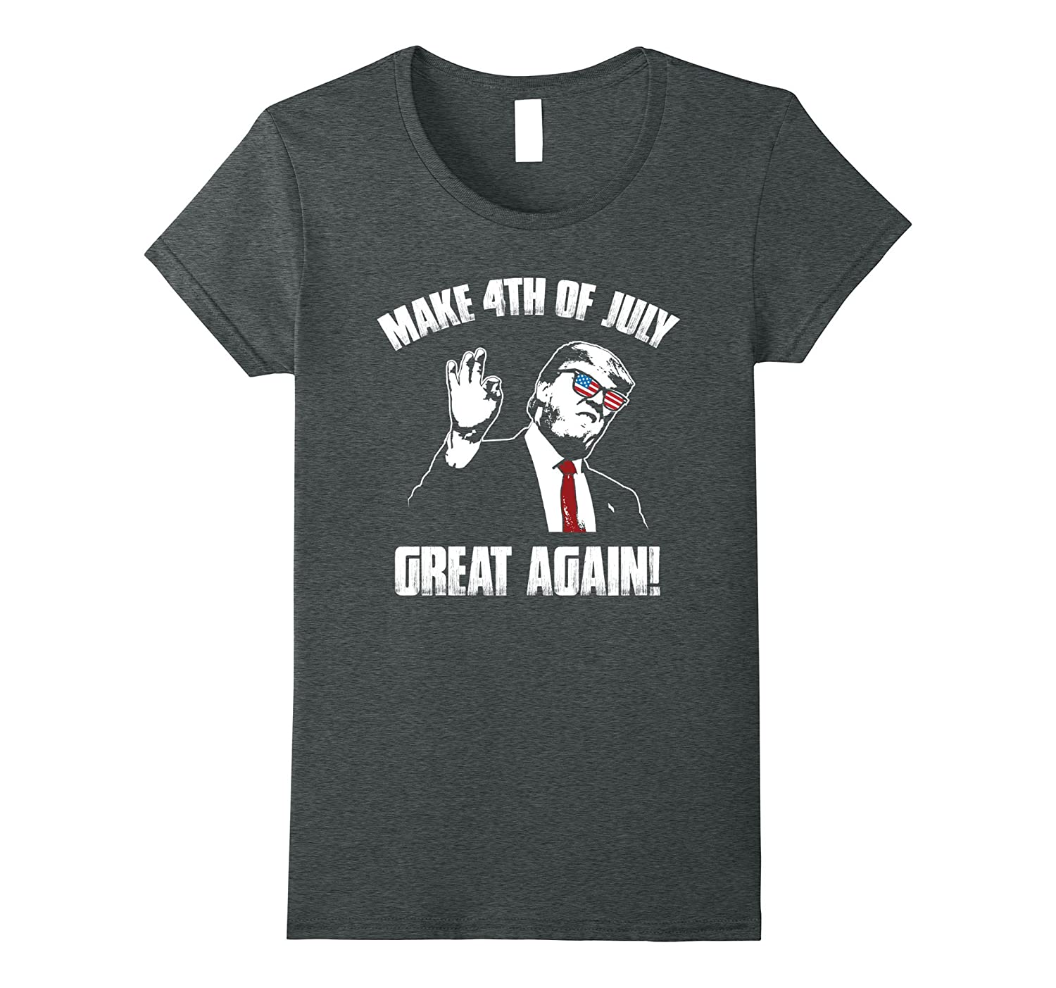 Make the 4th of July Great Again Donald Trump Shirt