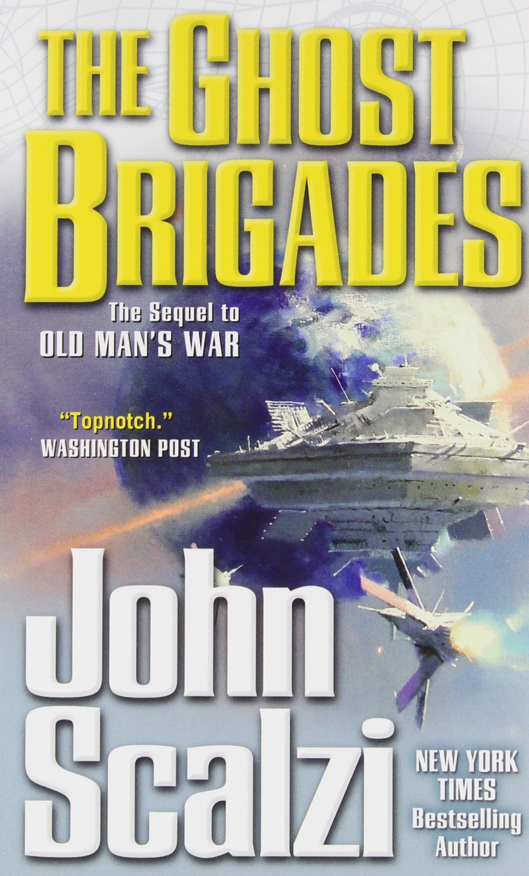 Old Man's War Boxed Set I: Old Man's War, The Ghost Brigades, The Last  Colony: John Scalzi: 8601410646776: Amazon.com: Books