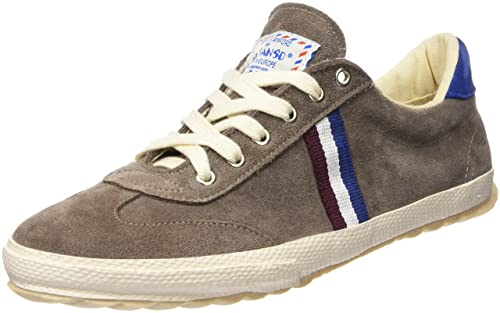El Ganso Match Vison Suede Ribbon - Zapatillas para Hombre, Color marrón, Talla 40: Amazon.es: Zapatos y complementos