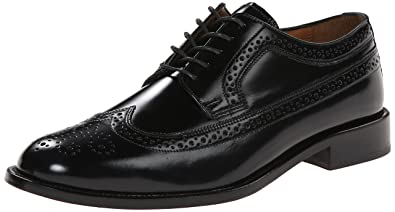 Bostonian Men's Malden Lace-Up,Black Leather,15 EE US