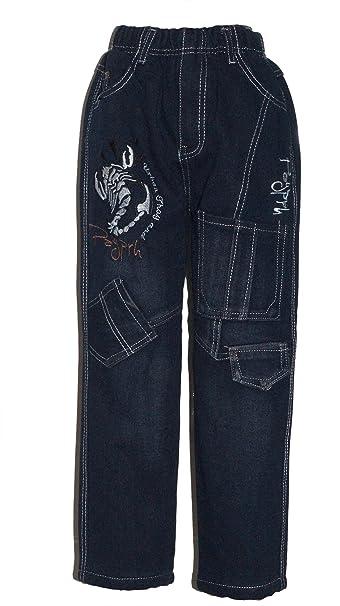 térmica Jeans Pantalones térmicos Pantalones para la nieve ...