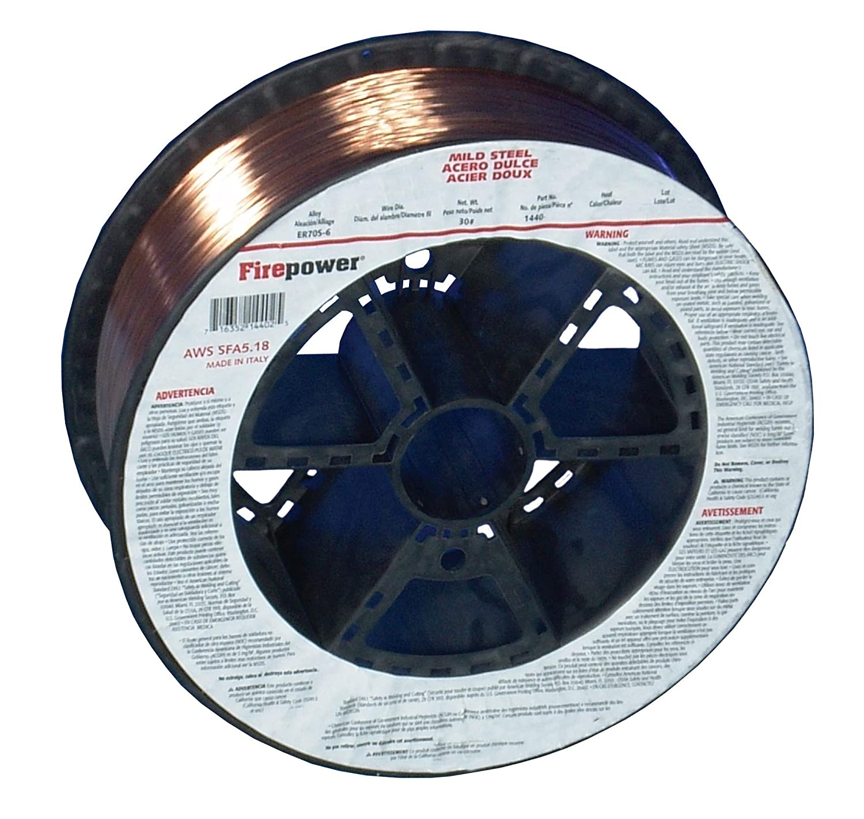 Thermadyne Firepower 1440-0222 33-Pound 035-70S-33 Firepower Welding Wire