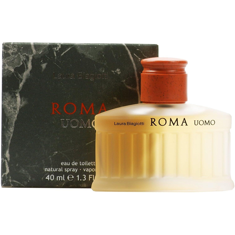 Laura Biagiotti Roma Uomo Eau de Toilette Vaporizador 40 ml