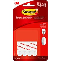 Deals on 3M Command Refill Strips Small 20-Strips