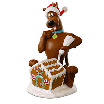 Hallmark Keepsake 2017 SCOOBY-DOO Season's Snackings Christmas Ornament - Amazon.com: Hallmark Keepsake 2017 SCOOBY-DOO Season's Snackings