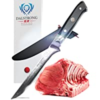 dalstrong boning knife - shogun series - vg10 - 6 inch review
