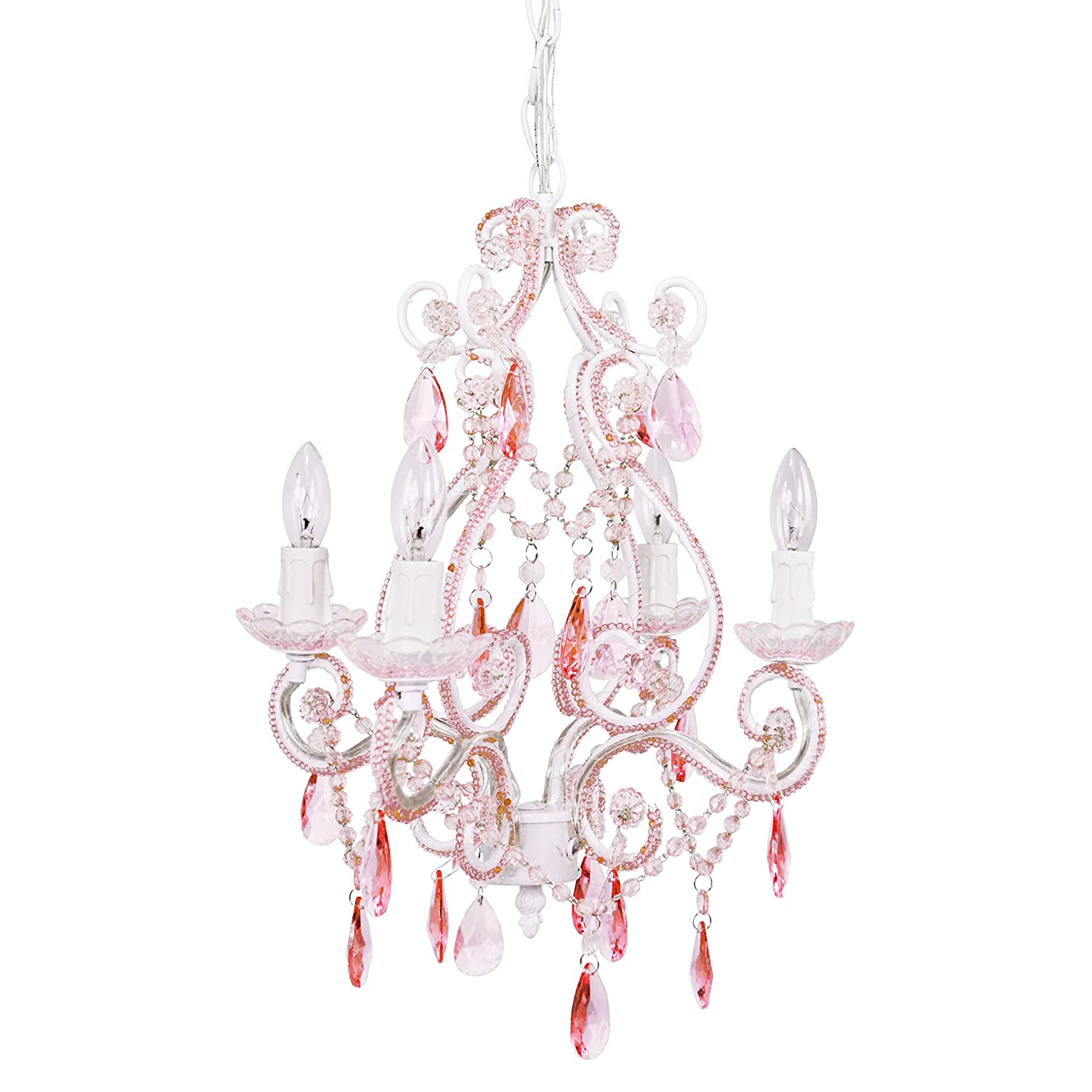 Top 10 Best Chandelier For Baby Girl Nursery (2020 Reviews & Buying Guide) 5