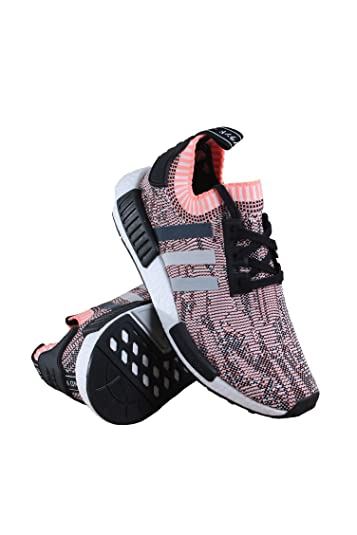 4a6b443b3 Adidas Womens NMD R1 Primeknit Low Running Shoe (6.5)