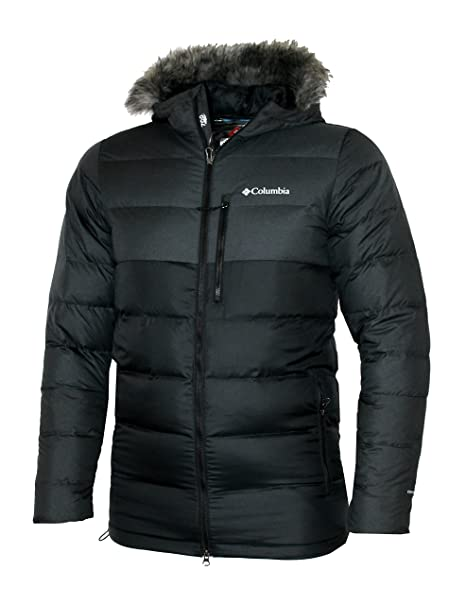 factory half price select for official Columbia Men's Northridge Lodge 700 Fill Down Hooded Omni Heat Winter  Puffer Jacket