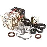 Evergreen TBK095WP Suzuki G13A 8-Valves SOHC Timing Belt Kit GMB Water Pump