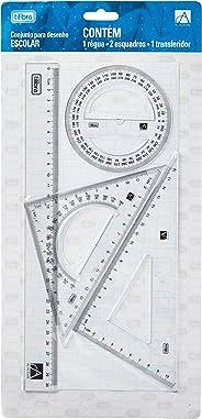 Kit para Desenho Escolar, Tilibra, Académie
