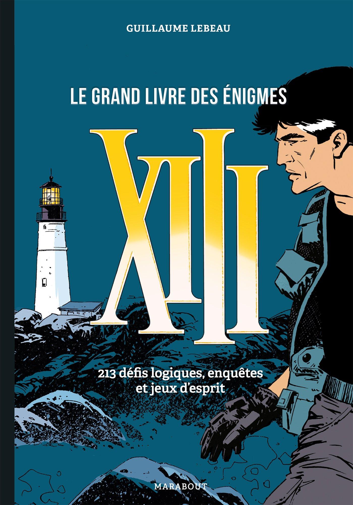 Le Grand Livre Des Enigmes De Xiii 9782501105309 Amazon