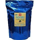 Alga Marina Kombu Deshidratada en Tiras (Bolsa con 200g Rinde 3Kg) para Preparar Sopa y Caldo ó Combinar con Pasta, Ensalada
