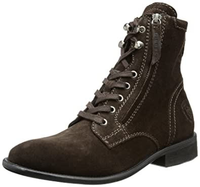Diesel Men's The Pit Boot,Licorice,10 ...