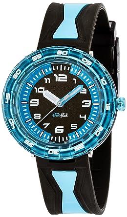 Armbanduhr kinder flik flak  Flik Flak Unisex Kinder Armbanduhr Datum klassisch Quarz Plastik ...