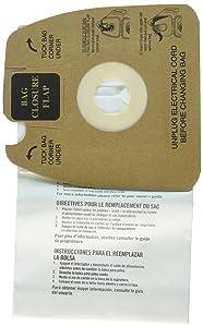 Electrolux Disposable Dust Bags w/Allergen Filter