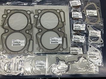Genuine MLS Junta de la culata para Subaru Impreza WRX STI Forester XT ej255 ej257 Turbo: Amazon.es: Coche y moto