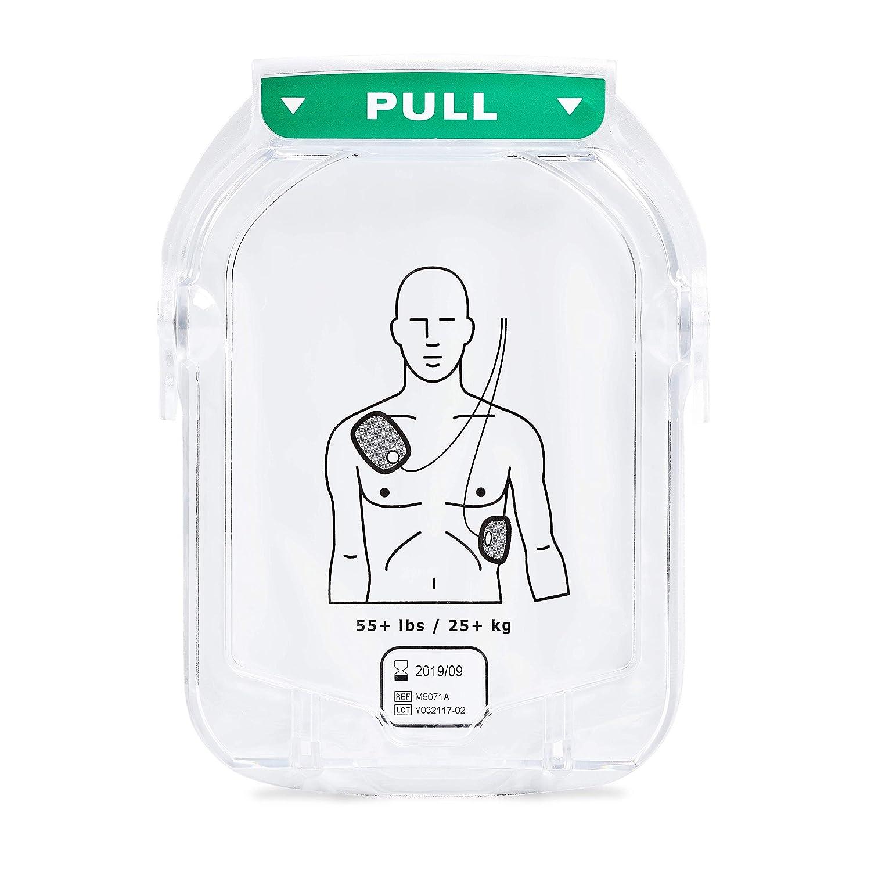 Philips HeartStart AED Defibrillator Adult Smart Pads Cartridge, Model:M5071A