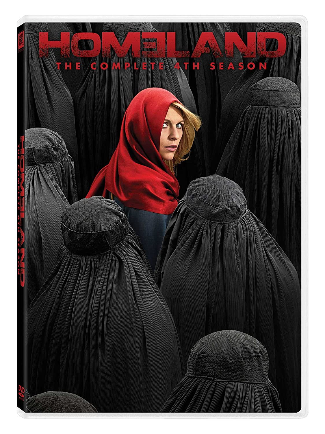 Amazon.in: Buy Homeland: The Complete Season 4 (4-Disc Box Set) DVD ...